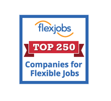 Flexjobs Top 250 Companies for Flexible Jobs