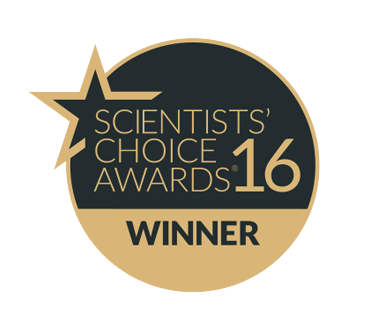 Scientist's Choice Awards 2016